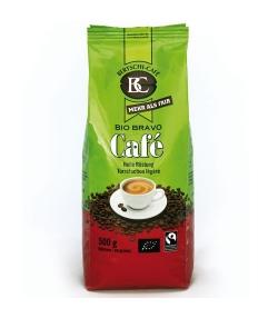 BIO-Kaffee Bohnen – 500g – Bio Bravo