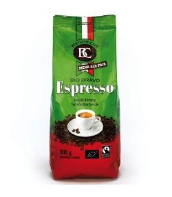 BIO-Espresso gemahlen – 500g – Bio Bravo