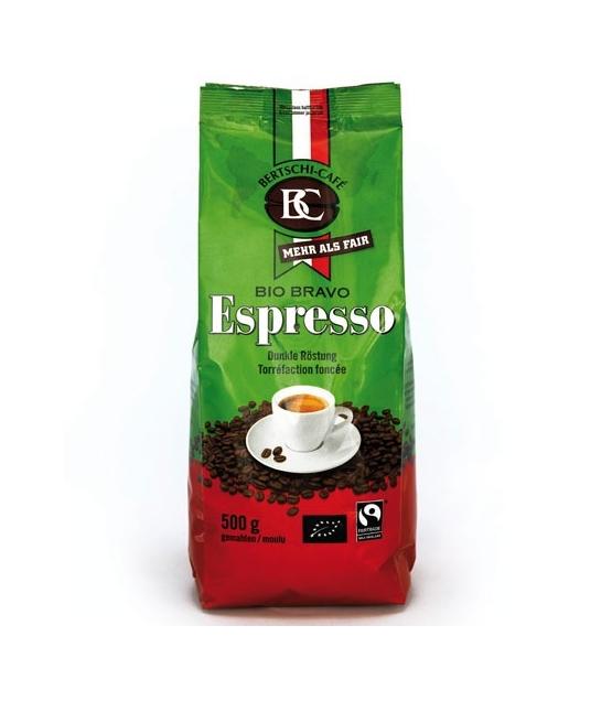 Espresso moulu BIO - 500g - Bio Bravo