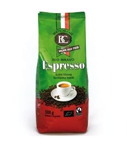 Espresso en grains BIO – 500g – Bio Bravo