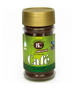 Café soluble BIO – 100g – Bio Bravo