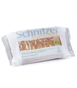 Pain en tranches au sarrasin BIO – 250g – Schnitzer