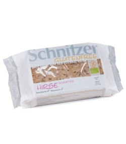Hirse BIO-Schnittbrot – 250g – Schnitzer