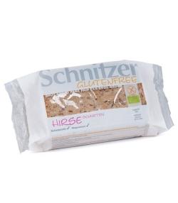 Pain en tranches au millet BIO – 250g – Schnitzer