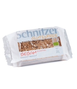 Sesam BIO-Schnittbrot – 250g – Schnitzer