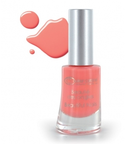 Nagellack matt N°70 Orange Koralle – 8ml – Couleur Caramel