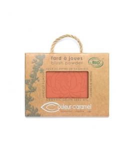 BIO-Wangenrouge N°51 Pfirsich – 6g – Couleur Caramel