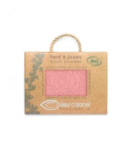 BIO-Wangenrouge N°52 Frisches Pink – 6g – Couleur Caramel