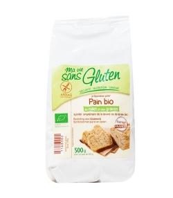 Préparation pour pain au millet BIO - Sans gluten - 500g - Ma vie sans gluten