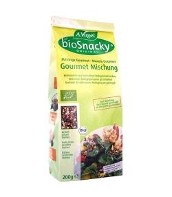 Gourmet BIO-Saatenmischungen – bioSnacky – 200g – A.Vogel