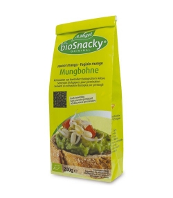 Graines à germer d'haricot mungo BIO – bioSnacky – 200g – A.Vogel