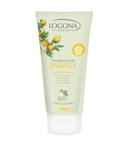 BIO-Pflegedusche Lemon & Ingwer – 200ml – Logona Energy