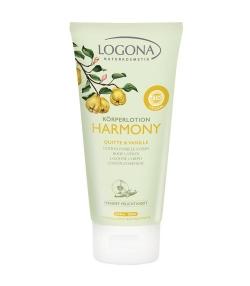 BIO-Körperlotion Quitte & Vanille – 200ml – Logona Harmony