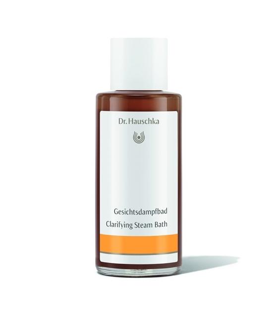 Bain de vapeur pour le visage BIO pâquerette, capucine & hamamélis – 100ml – Dr.Hauschka