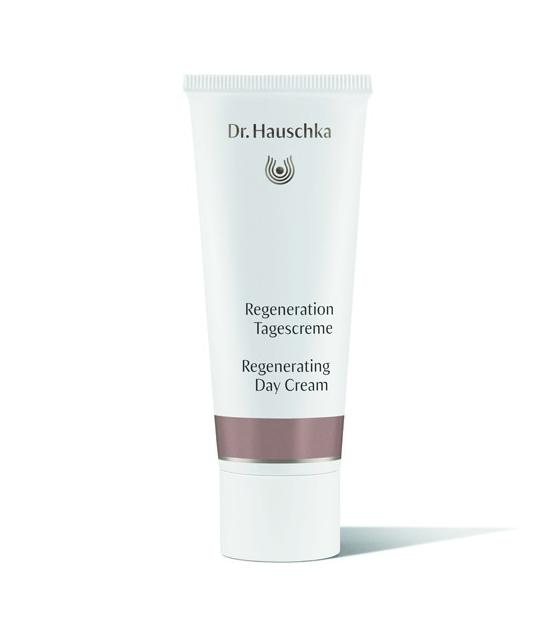 Crème de jour régénérante BIO trèfle rouge - 40ml - Dr.Hauschka