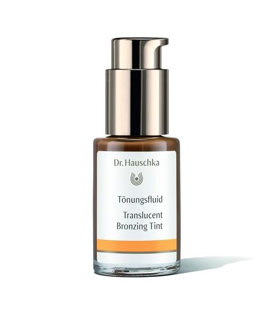Emulsion teintée BIO hamamélis - 18ml - Dr.Hauschka