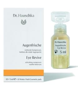 Lotion fraîcheur pour les yeux BIO euphraise & camomille – 10x5ml – Dr.Hauschka