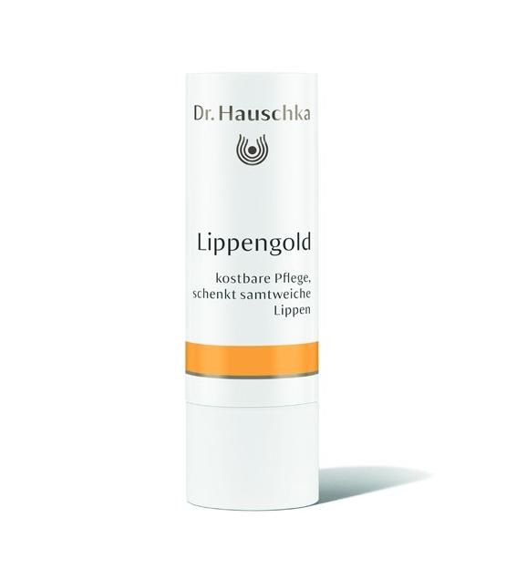 BIO-Lippengold Sheabutter, Mandelöl & Wundklee – 4,9g – Dr.Hauschka