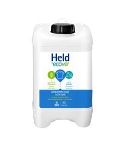Lessive liquide écologique pour linge de couleur lavande - 50 lavages - 5l - Held eco