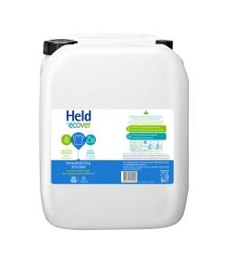 Lessive liquide écologique pour linge de couleur lavande - 200 lavages - 20l - Held eco