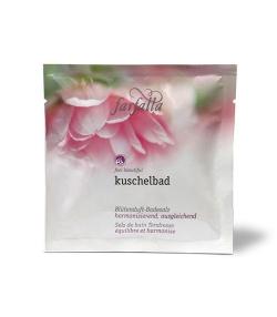 BIO-Blütenduft-Badesalz Kuschelbad – 60g – Farfalla