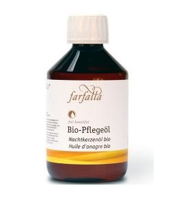 BIO-Nachtkerzenöl – 250ml – Farfalla