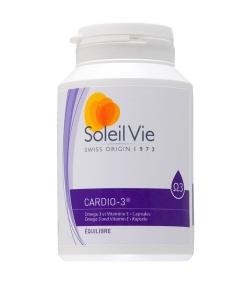 Cardio-3 – 150 Kapseln – 685mg – Soleil Vie