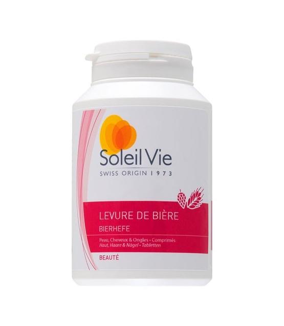 Bierhefe - 240 Tabletten - 400mg - Soleil Vie