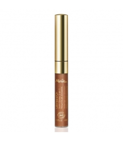 Gloss 2 en 1 BIO 5 huiles précieuses - Lèvres d'Or – 5ml – Melvita L'Or Bio