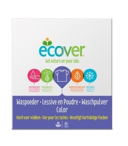 Lessive poudre écologique pour linge de couleur Colora lavande – 40 lavages – 3kg – Ecover