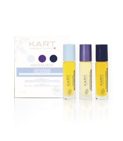 Aroma Box BIO Escapade – 3x7,5ml – Laboratoires Kart