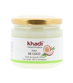 Huile de noix de coco BIO – 250ml – Khadi