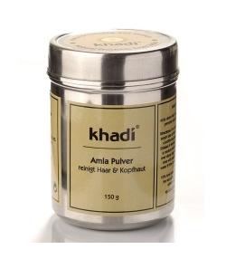 Après-shampooing en poudre BIO amla – 150g – Khadi