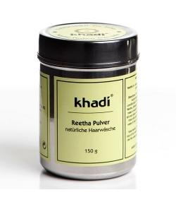 Shampooing douche en poudre BIO reetha – 150g – Khadi