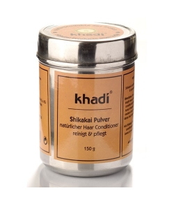 Shampooing en poudre BIO shikakai – 150g – Khadi