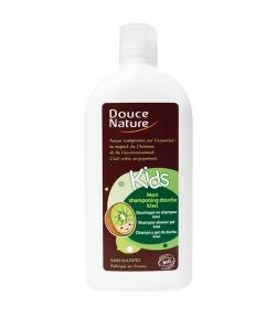 Shampooing douche enfant BIO kiwi – 300ml – Douce Nature