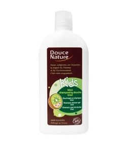 Kinder BIO-Shampoo Duschgel Kiwi – 300ml – Douce Nature