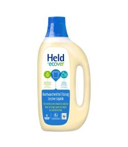 Lessive liquide écologique pour linge de couleur lavande - 15 lavages - 1,5l - Held eco