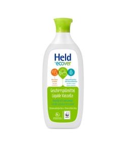 Liquide vaisselle écologique citron & aloe vera - 500ml - Held eco