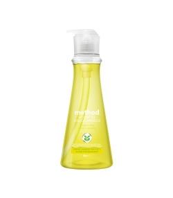 Ökologisches Geschirrspülmittel Zitrone & Minze - 532ml - Method