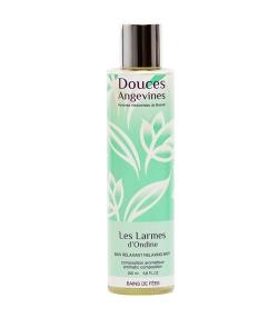 Bain relaxant BIO pin sylvestre & orange douce – Les Larmes d'Ondine – 200ml – Douces Angevines