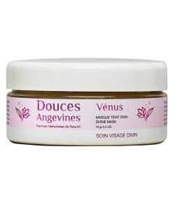 Göttliche BIO-Maske Weisser Ton & Gerste – Venus – 70g – Douces Angevines