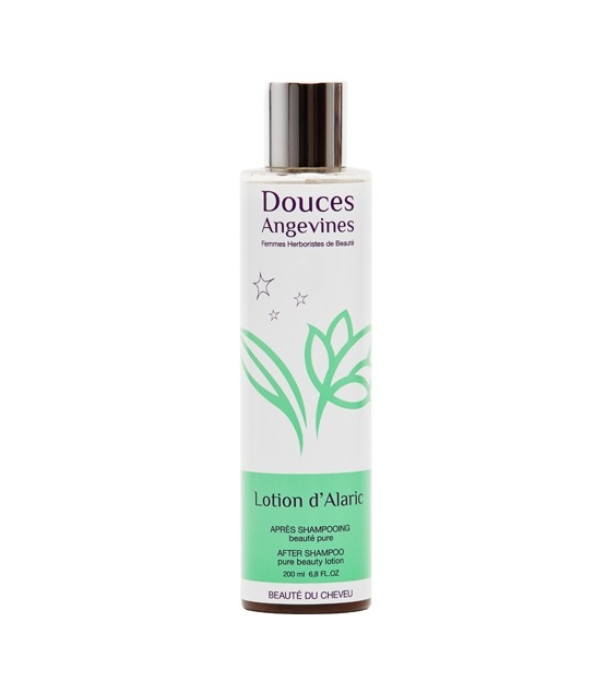 Après-shampooing BIO romarin & lavande - Lotion d'Alaric - 200ml - Douces Angevines