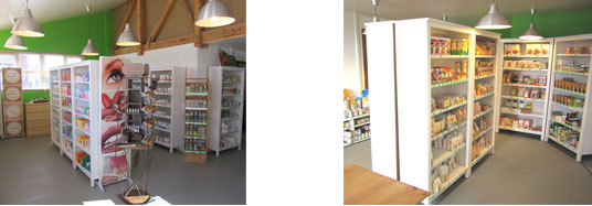 Magasin BIO Echallens - Green-Shop.ch